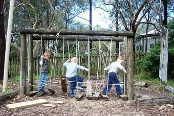 let the children play: series: how to create an irresistible outdoor playspace for children | Childs Play - Permaculture for Kids | Scoop.it