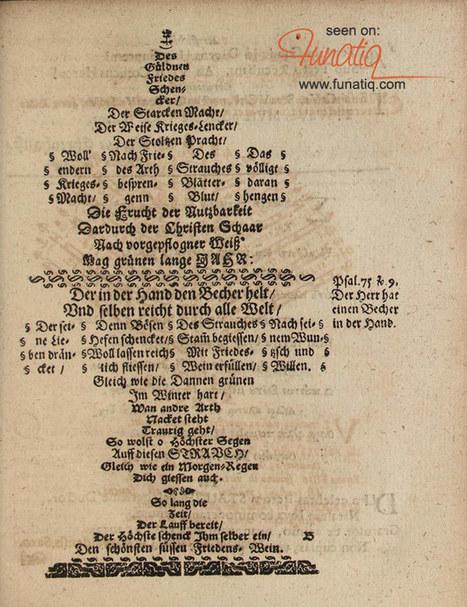 Amazing antique ASCII art from 17th century | ASCII Art | Scoop.it