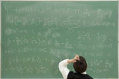 ¿Te gustan las matemáticas y la ciencia? | Ciencia para todos los públicos | Scoop.it