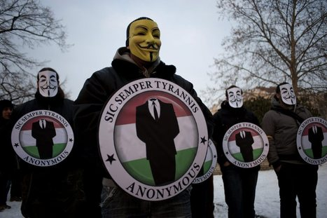 FBI Agent: We've Dismantled The Leaders Of Anonymous | Teacher Tools and Tips | Scoop.it