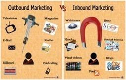 Inbound marketing: caratteristiche principali e differenze con il marketing tradizionale | Carlo Mazzocco | Il Web Marketing su misura | Scoop.it
