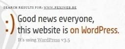 Comment vérifier si un blog utilise Wordpress   Pexiweb   Scoop.it