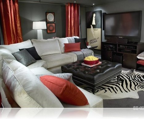 Modern Home Theaters Design | Simple Home Design Ideas | Scoop.it