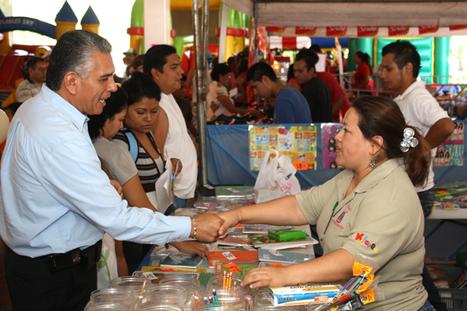 Monterrey: Feria de Útiles Escolares | Cuidando... | Scoop.it