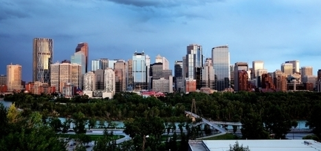 Calgary, Edmonton lead country in commercial real estate return   Calgary Real Estate   Scoop.it