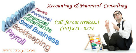 Accounting and Financial Consulting Services | CPA and Tax Consulting | Scoop.it