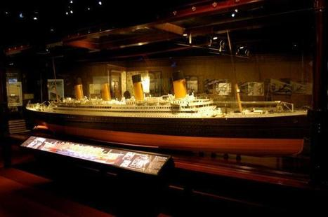 Titanic: The Building of an Icon | Discover the Blue Shores of Eastern Michigan | ScubaObsessed | Scoop.it