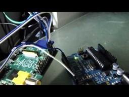 Raspberry Pi + Arduino = domotique | NUTesla | The Informant | 4eme | Scoop.it