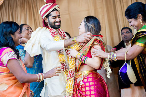 Hindu Engagement and Pre-Wedding Ceremonies, Explained | SoRo anthropology | Scoop.it