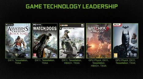NVIDIA Hints at GTA V For PC In Fall 2013 – Could Be Optimized For GeForce Cards? | Info-Pc | Games | Scoop.it
