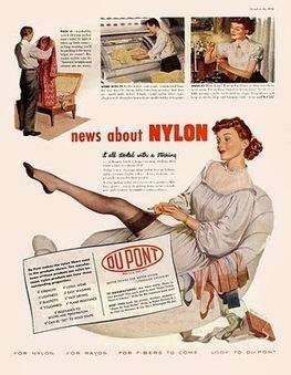 Awakenings: Nylons...ooh la la!   Stocking Exchange hosiery shops   Scoop.it