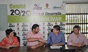 ANDI Y ALCALDÍA DE CARTAGENA TRABAJARÁN POR EL DESARROLLO DE BOLÍVAR   ANDI Seccional Bolívar   Scoop.it