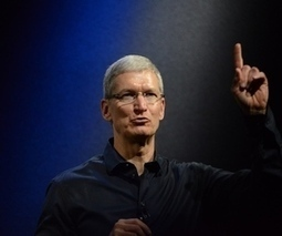 Apple CEO Tim Cook backs Employment Nondiscrimination Act in WSJ opinion ... - The Verge | Technology in Education | Scoop.it