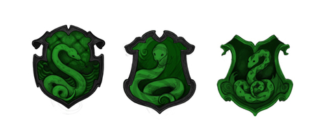 Pottermore Insider: Behind the scenes: the Pottermore house crests (part two) | Pottermore | Scoop.it | SchoolLibrariesTeacherLibrarians | Scoop.it