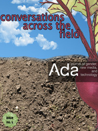 Ada: A Journal of Gender, New Media, and Technology | Emergent Digital Practices | Scoop.it