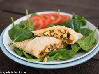 Southwest style breakfast hot pockets [Vegan, Gluten-Free] - Treehugger | Health and Wellness | Scoop.it