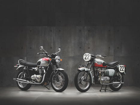 The next generation of Triumph Bonneville motorcycles | Motorcycle Industry News | Scoop.it