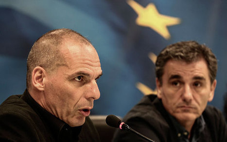 European Central Bank tightens noose on banking system as creditor powers punish Greece | Gold and What Moves it. | Scoop.it