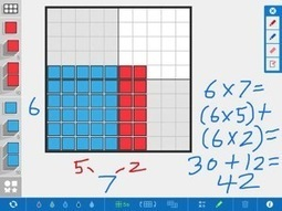 Over One Million Download of 8 Free Educational Math Apps by The MLC | Rectangle | Scoop.it
