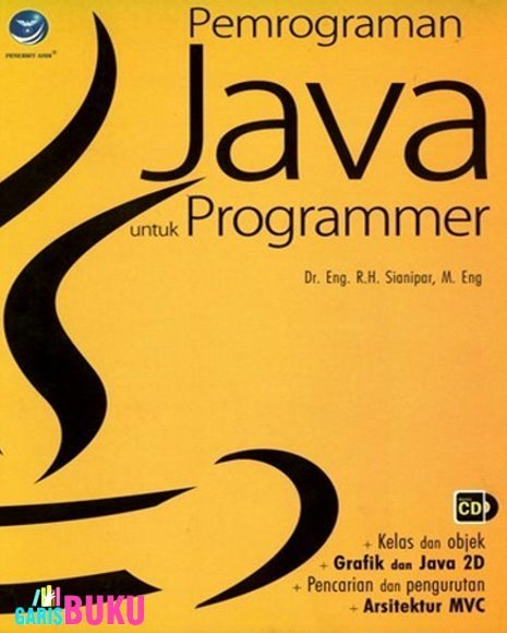 Pemrograman Java Untuk Programmer   KatalogBukuOnline   Scoop.it