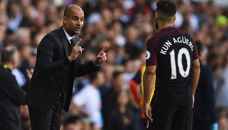 Mancheter City`s Pep Guardiola relishing Chelsea showdown | In the net. Football | Scoop.it