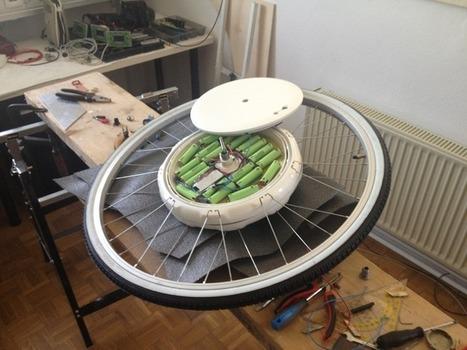 FlyKly Smart Wheel Electric Bicycle Kit | Engineering Innovation | Scoop.it