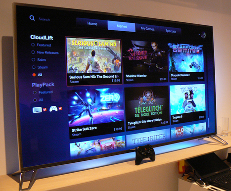 First Android TVs Launch. Spotify Connect And OnLive Gaming Already On Board - Forbes | Technical info | Scoop.it