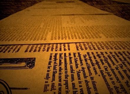 Petite histoire du format long | EcritureS - WritingZ | Scoop.it
