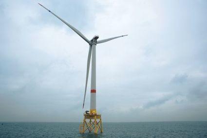 Le parc Belwind accueille la plus grande éolienne offshore au monde | Energies marines renouvelables - Pays de la Loire | Scoop.it