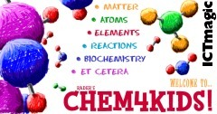 Chem 4 Kids | BioGirl | Scoop.it