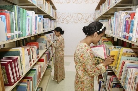 Libraries becoming feature of Abu Dhabi landscape due to public demand | The National | Librarysoul | Scoop.it