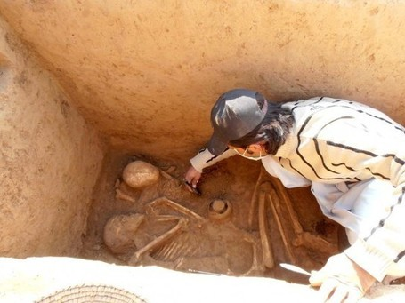 A lost civilisation: 3,000-year-old cemetery discovered in Swat – The Express Tribune | Archaeology News | Scoop.it