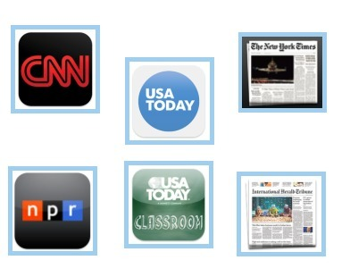 News Sources for the iPad | iPads, MakerEd and More  in Education | Scoop.it