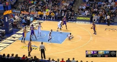Dwight Buycks Nasty Crossover Break Gary Harris Ankles - Basketball Crossover   Basketball Locker   Scoop.it