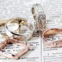 Lord Coconut - Wedding rings | The Knot | coltrane | Scoop.it