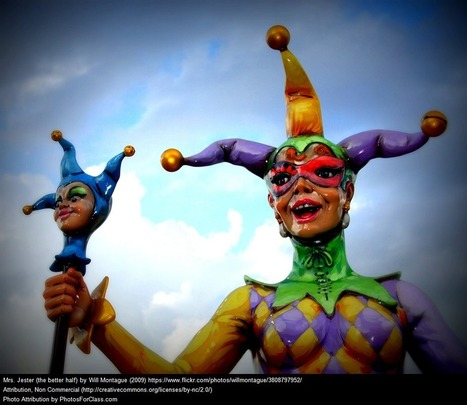 It's Time For Carnival & Mardi Gras - Here Are Related Resources | Learning*Education*Technology | Scoop.it