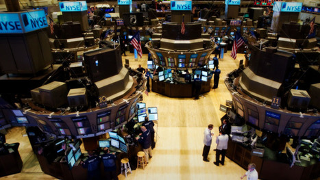 'NYSE Temporarily Suspends Trading in All Securities' | Oliver in financial lines | Scoop.it