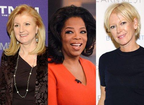 8 Success Secrets From Female Leaders | women's life style | Scoop.it
