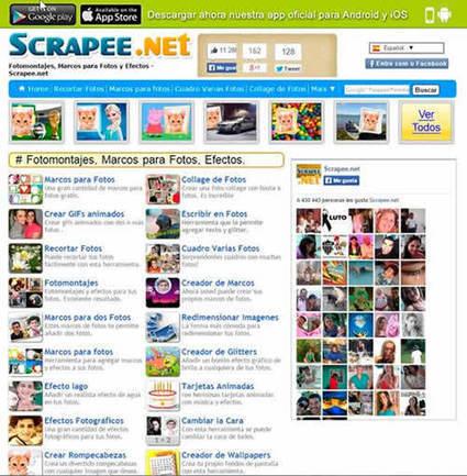 Todos los efectos para tus fotos, gratis y en línea | LAS TIC EN EL COLEGIO | Scoop.it