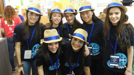 Un equip de noies catalanes es classifica per a la final d'una competició europea de robòtica | Competències digitals | Scoop.it