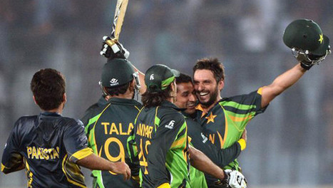 Top 10 highest successful chase by Pakistan | Asia Cup Schedule - 2014, ipl 2014, t20-world-cup-2014 | Scoop.it