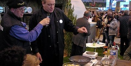Le roquefort fait son show au Salon de l'agriculture | L'info tourisme en Aveyron | Scoop.it