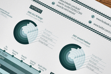 9 tips for designing awesome infographics | visual data | Scoop.it