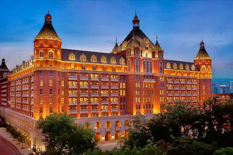 Western Luxury Hotels Go to Chengdu and Beyond   Red Luxury   Shanghai lifestyle, a day in China's city of life and style   Scoop.it