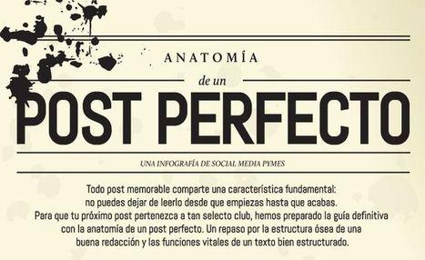 No te pierdas esta infografía: Anatomía de un post perfecto | Pedalogica: educación y TIC | Scoop.it