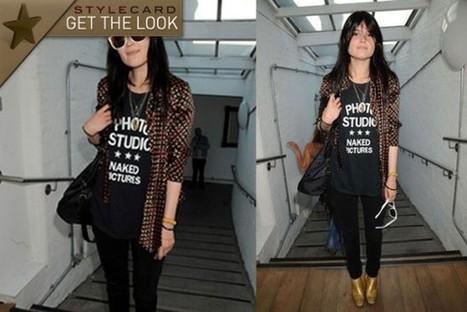 Get The Look: Alison Mosshart   StyleCard Fashion Portal   StyleCard Fashion   Scoop.it