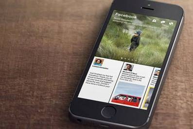 Facebook Paper explained, plus four tips on how brands can use it | Testing | Scoop.it