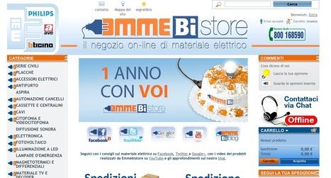 Materiale elettrico online - Emmebistore   Prodotti Elettrici: Guide e Recensioni   Scoop.it