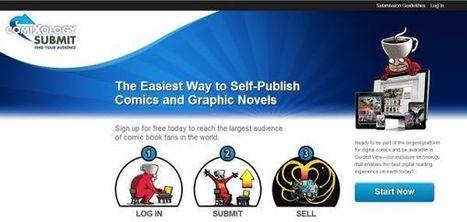 ComiXology lanza su servicio de auto-publicación de comics Submit | Pedalogica: educación y TIC | Scoop.it