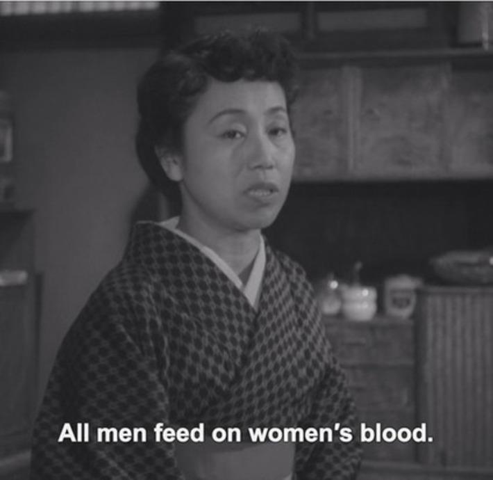 All Men Feed On Women's Blood   Herstory   Scoop.it